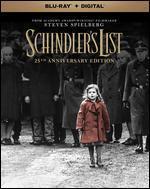 Schindler's List [25th Anniversary] [Includes Digital Copy] [Blu-ray]