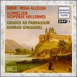 Schmelzer, Biber, Palestrina and others