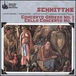 Schnittke: Concerto Grosso No. 1; Cello Concerto No. 1