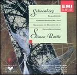 Schoenberg: Erwartung; Kammersymfonie Nr. 1; Variationen f�r Orchester