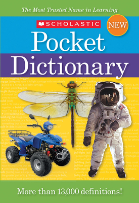 Scholastic Pocket Dictionary - Scholastic (Creator)