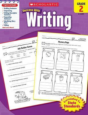 Scholastic Success with Writing, Grade 2 - Scholastic