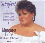 Schubert: 21 Famous Lieder