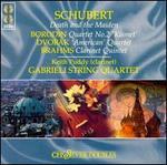 Schubert, Borodin, Dvorak: String Quartets; Brahms: Clarinet Quintet