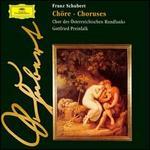 Schubert: Choruses