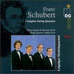 Schubert: Complete String Quartets, Vol. 8