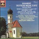 Schubert: Deutsche Messe - Adolf Dallapozza (tenor); Capella Bavariae; Dietrich Fischer-Dieskau (bass); Elmar Schloter (organ);...