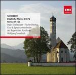 Schubert: Deutsche Messe