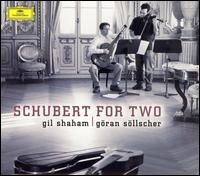 Schubert for Two - Gil Shaham (violin); Göran Söllscher (guitar)