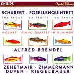 Schubert: Forellenquintett; Mozart: Piano Quartet