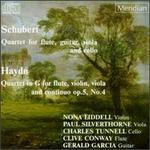 Schubert & Haydn: Flute & Guitar Quartets
