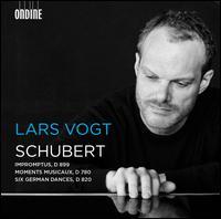 Schubert: Impromptus, D 899; Moments Musicaux, D 780; Six German Dances, D 820 - Lars Vogt (piano)