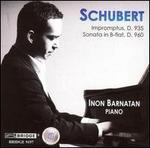 Schubert: Impromptus, D. 935; Sonata, D. 960