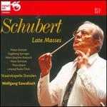 Schubert: Late Masses
