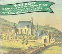 Schubert: Mass No. 6 - Bruce Abel (bass); Kari Lovaas (soprano); Karl-Ernst Mercker (tenor); Richard Greager (tenor); Sylvia Anderson (alto);...