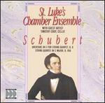 Schubert: Overture in C for String Quintet, D. 8; String Quintet in C Major, D. 956