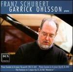 "Schubert: Piano Sonatas; ""Wanderer"" Fantasie"
