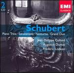 Schubert: Piano Trios; Sonatensatz; Notturno; Grand Duo