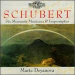 Schubert: Six Moments Musicaux; Impromptus