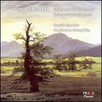 Schubert: String Quartet D 887; String Trios D 471, D 581