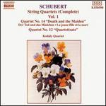 Schubert: String Quartets (Complete), Vol. 1
