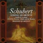 Schubert: String Quartets in A Minor & D Minor