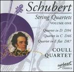 Schubert: String Quartets, Vol. 1