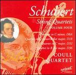 Schubert: String Quartets, Vol. 4