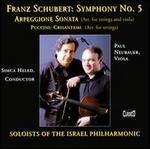 Schubert: Symphony No. 5; Arpeggione Sonata; Puccini: Crisantemi