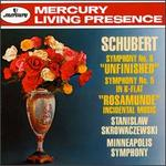 "Schubert: Symphony No. 8 ""Unfinished""; Symphony No. 5 in B-flat; ""Rosamunde"" Incidental Music"