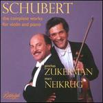 Schubert: The Complete Works for Violin & Piano