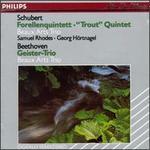 "Schubert: ""Trout"" Quintet; Beethoven: Geister-Trio"