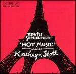 "Schulhoff: Piano Music ""Hot Music"""