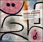 Schulhoff: Violin Sonatas