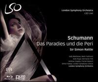 Schumann: Das Paradies und die Peri - Andrew Staples (tenor); Bernarda Fink (alto); Florian Boesch (bass); Guildhall School Quartet; Kate Royal (soprano);...
