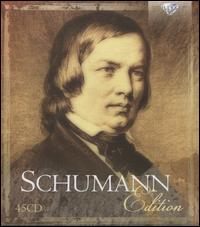 Schumann Edition [45 CDs] - Alberto Maria Ruta (violin); Andrea Cortesi (violin); Andrew Gangestad (vocals); Anna Fijalkowska (vocals);...