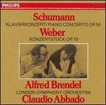Schumann: Klavierkonzert; Weber: Konzertst?ck