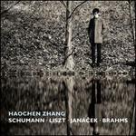 Schumann, Liszt, Janácek, Brahms