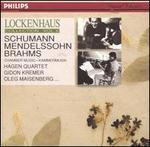 Schumann, Mendelssohn, Brahms: Chamber Music