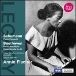 Schumann: Piano Concerto; Beethoven: Eroica Variations; Piano Sonata No. 30