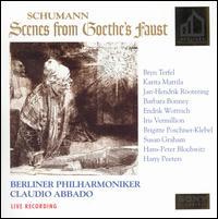 Schumann: Scenes from Goethe's Faust - Barbara Bonney (soprano); Bryn Terfel (bass); Endrik Wottrich (tenor); Hans Peter Blochwitz (tenor); Harry Peeters (bass);...