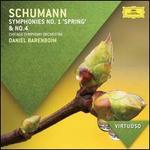 Schumann: Symphonies No. 1 'Spring' & No. 4