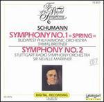 """Schumann: Symphonies Nos. 1 (""""Spring"""") & 2"""