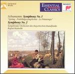 Schumann: Symphony Nos.1 & 2