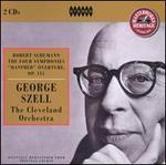 "Schumann: The Four Symphonies; ""Manfred"" Overture, Op. 115"