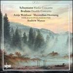 Schumann: Violin Concerto; Brahms: Double Concerto