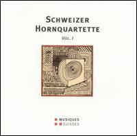 Schweizer Hornquartette, Vol. 1 - Dauprat Hornquartett
