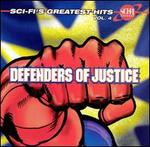 Sci-Fi's Greatest Hits, Vol. 4: Defenders of Justice