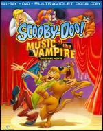 Scooby-Doo!: Music of the Vampire [2 Discs] [Blu-ray/DVD]