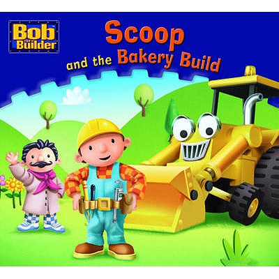 Scoop and the Bakery Build - Santillan, Jorge
